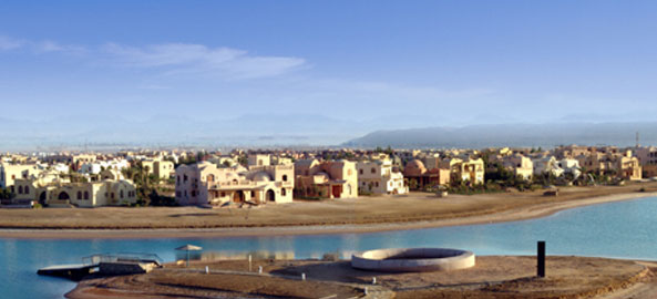 Hotele blisko centrum miejscowości w Egipcie