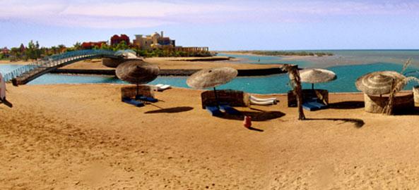 Hotele blisko plaży w Egipcie
