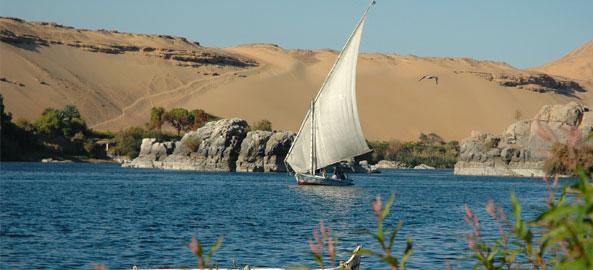 Rejsy po Nilu w Egipcie