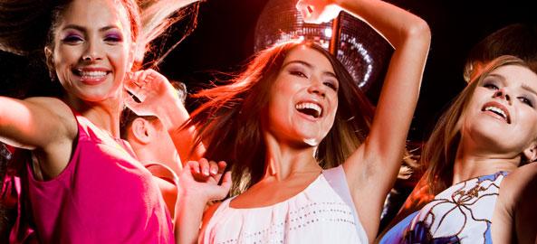 Imprezy, bary, kluby w Egipcie